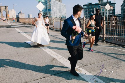 Conte Sorinula: Mya + Sorin = NYC Trash-the-Dress Shoot by Zorz Studios (9)
