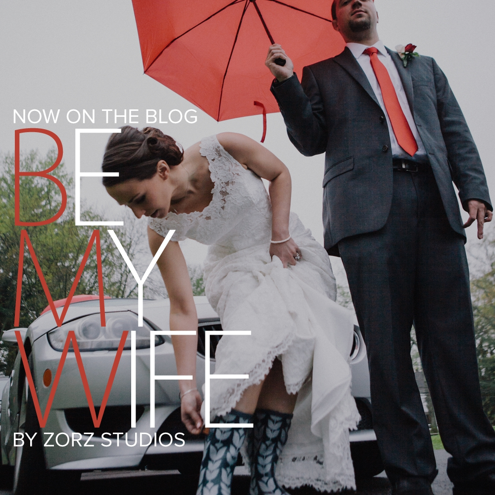 Be My Wife: Celina + Brian = Rainy Day Wedding by Zorz Studios (88)