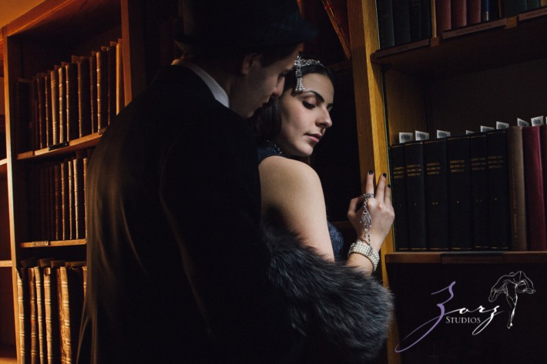 Lieberary: Jessica + Roman = Supernatural Engagement Session by Zorz Studios (33)
