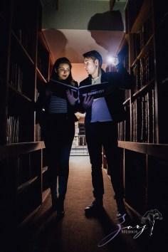Lieberary: Jessica + Roman = Supernatural Engagement Session by Zorz Studios (21)