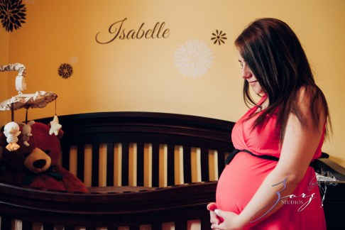 Poetic Maternity Session in the Mist by Zorz Studios (4)