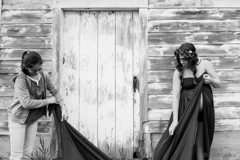 Duplicity: Far Fetched Maternity Session by Zorz Studios (19)