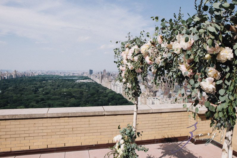 State of Mind: Leah + Joseph = Manhattan Rooftop Wedding (83)