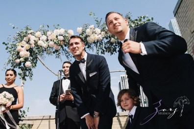 State of Mind: Leah + Joseph = Manhattan Rooftop Wedding (80)