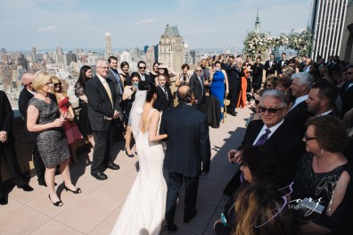 State of Mind: Leah + Joseph = Manhattan Rooftop Wedding (79)