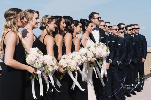State of Mind: Leah + Joseph = Manhattan Rooftop Wedding (70)