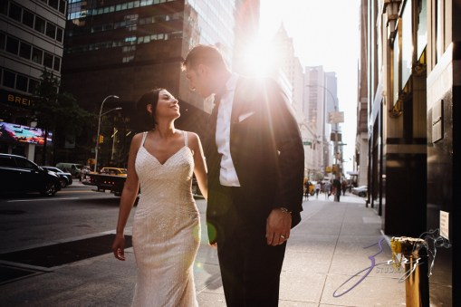 State of Mind: Leah + Joseph = Manhattan Rooftop Wedding (53)