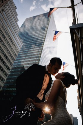State of Mind: Leah + Joseph = Manhattan Rooftop Wedding (50)