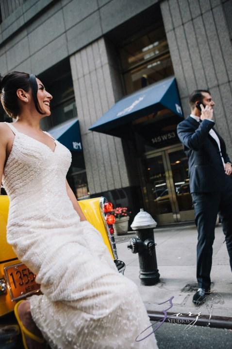 State of Mind: Leah + Joseph = Manhattan Rooftop Wedding (42)