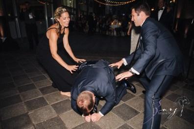 State of Mind: Leah + Joseph = Manhattan Rooftop Wedding (25)