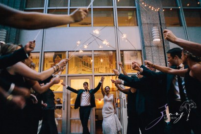 State of Mind: Leah + Joseph = Manhattan Rooftop Wedding (23)