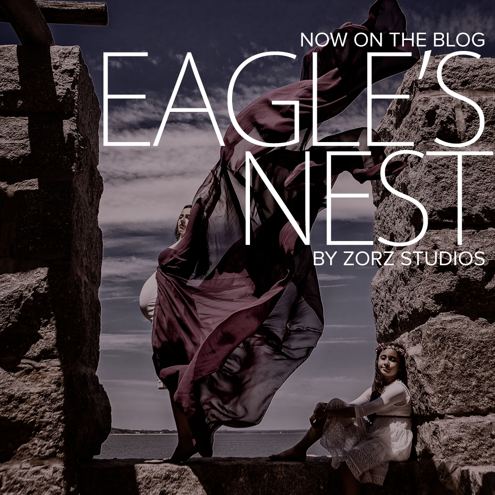 Eagle's Nest: Epic Maternity Session (+Underwater Bonus) by Zorz Studios (27)