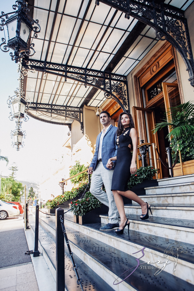 India, Monaco: Avni + Asheesh = Destination Romance Photo Session by Zorz Studios (12)