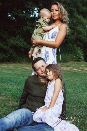 Teepee: Bohemian Family Photoshoot by Zorz Studios (27)