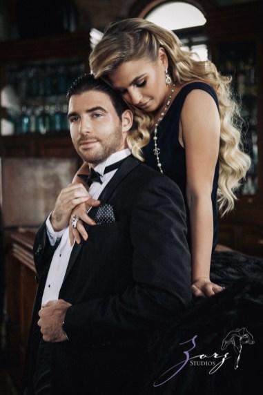 Shall We Dance? Esther + Bernie = Classy Wedding by Zorz Studios (91)
