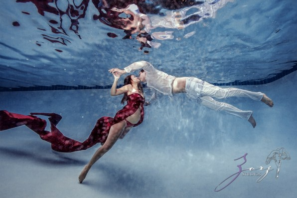 Ad Vitam: Underwater Maternity Session by Zorz Studios (2)