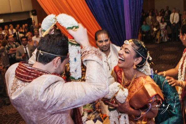 7th Circle: Manjula + Evan = Indian-Jewish Wedding by Zorz Studios (69)
