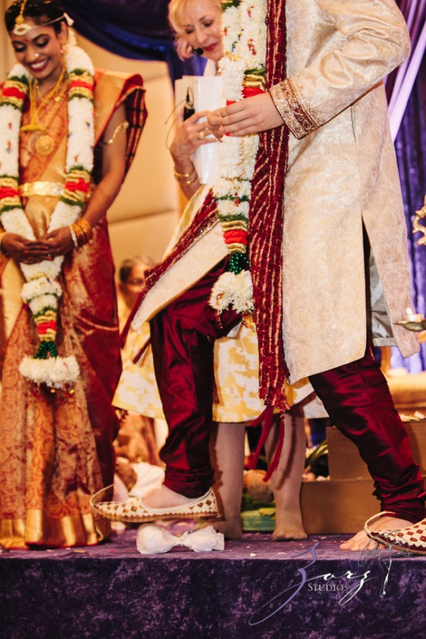 7th Circle: Manjula + Evan = Indian-Jewish Wedding by Zorz Studios (59)