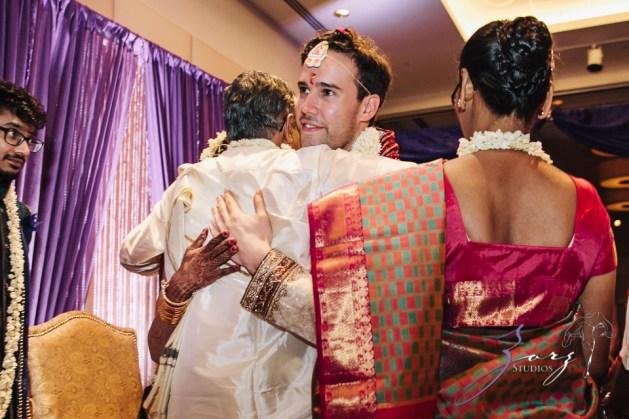 7th Circle: Manjula + Evan = Indian-Jewish Wedding by Zorz Studios (58)