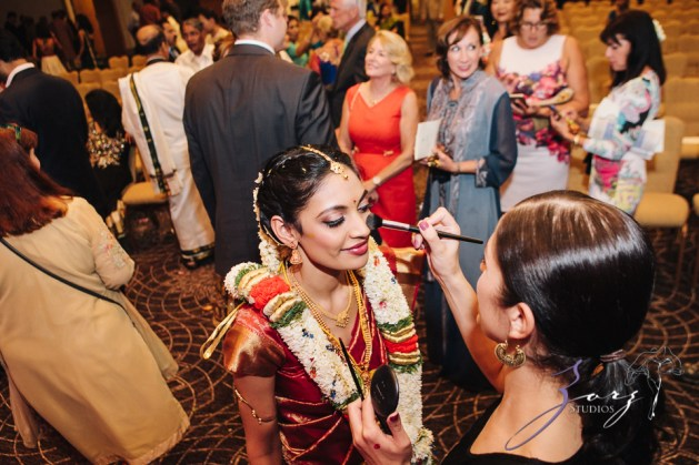 7th Circle: Manjula + Evan = Indian-Jewish Wedding by Zorz Studios (57)