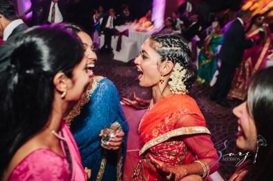 7th Circle: Manjula + Evan = Indian-Jewish Wedding by Zorz Studios (17)