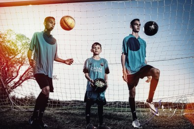 House of Red Cards: Tough Soccer Family Photoshoot by Zorz Studios (41)