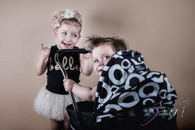 Puppy Jump 2: Mischievous Baby Photoshoot by Zorz Studios (10)