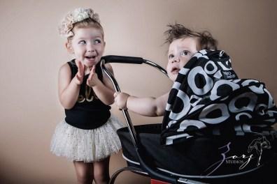 Puppy Jump 2: Mischievous Baby Photoshoot by Zorz Studios (7)