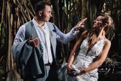 Caught in Traffic: Olessa + Joe = Punta Cana Destination Wedding by Zorz Studios (20)