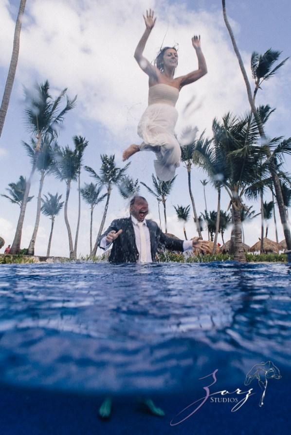 Caught in Traffic: Olessa + Joe = Punta Cana Destination Wedding by Zorz Studios (6)