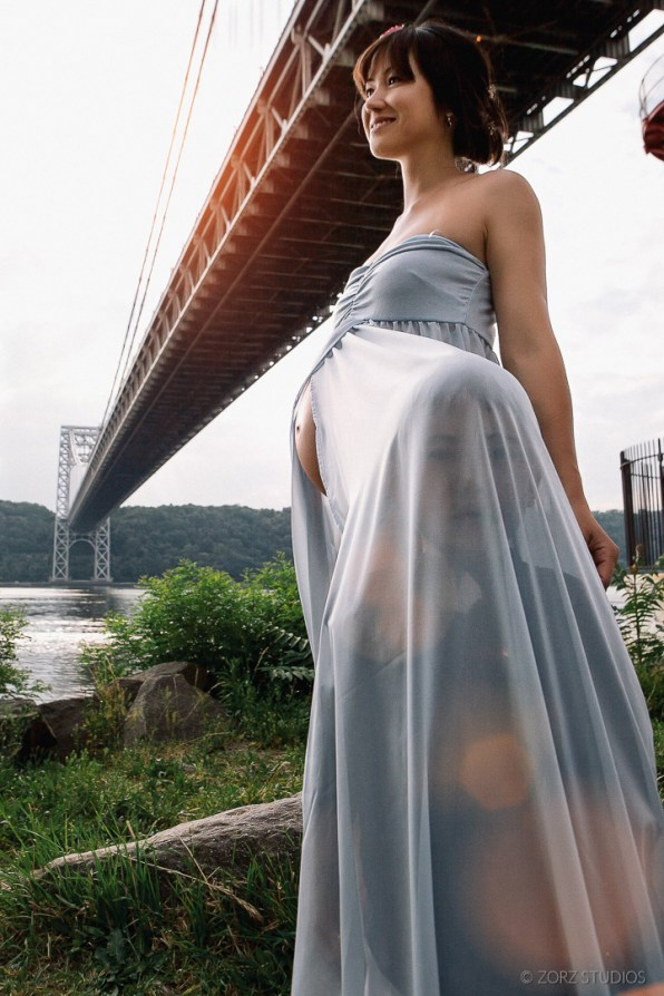 Creative Maternity and Pregnancy Photos in New York and Worldwide (60)