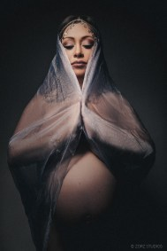 Creative Maternity and Pregnancy Photos in New York and Worldwide (18)