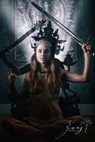 Dark Light: A Daring Boudoir Session by Zorz Studios (22)