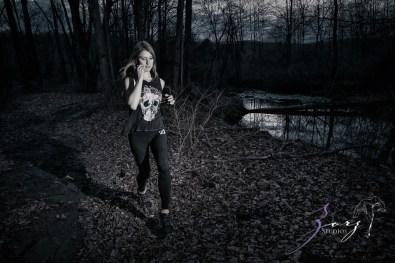 Dark Light: A Daring Boudoir Session by Zorz Studios (2)