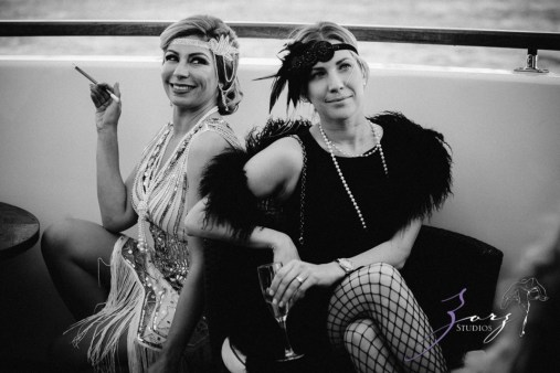 Gatsby at Sea: The Great Gatsby Theme Yacht Birthday Party by Zorz Studios (94)