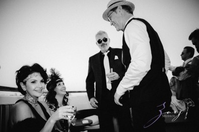 Gatsby at Sea: The Great Gatsby Theme Yacht Birthday Party by Zorz Studios (71)