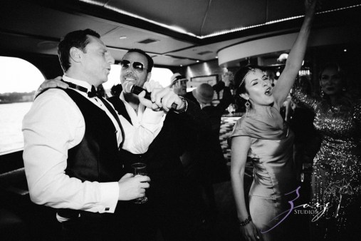 Gatsby at Sea: The Great Gatsby Theme Yacht Birthday Party by Zorz Studios (69)