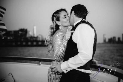 Gatsby at Sea: The Great Gatsby Theme Yacht Birthday Party by Zorz Studios (58)