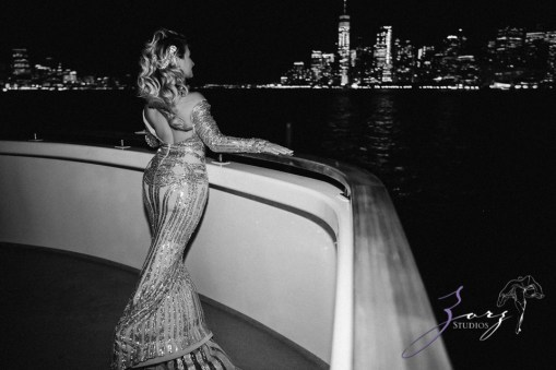 Gatsby at Sea: The Great Gatsby Theme Yacht Birthday Party by Zorz Studios (35)