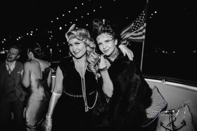 Gatsby at Sea: The Great Gatsby Theme Yacht Birthday Party by Zorz Studios (24)