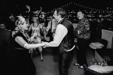 Gatsby at Sea: The Great Gatsby Theme Yacht Birthday Party by Zorz Studios (22)