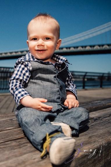 Cub: Outdoor Hilarious First Birthday Photoshoot by Zorz Studios (43)