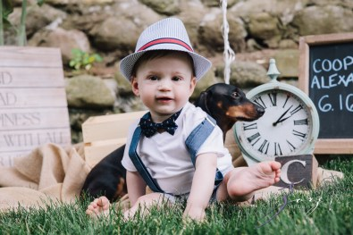 Singobooth: Funny Photoshoot for One-Year-Old by Zorz Studios (27)