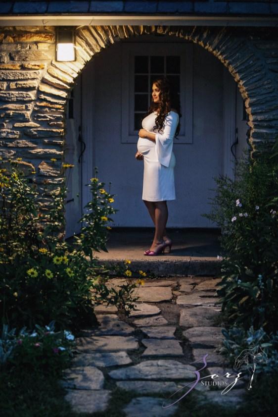 Dawn of Life: Sunrise Maternity Shoot by Zorz Studios (23)