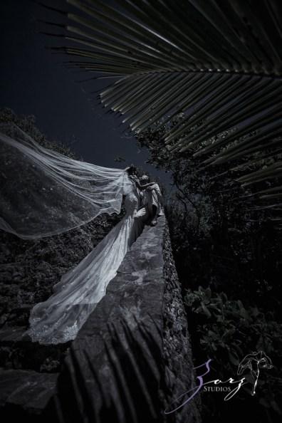 Bell Hunters: Stephanie + Josh = Dominican Republic Wedding by Zorz Studios (5)