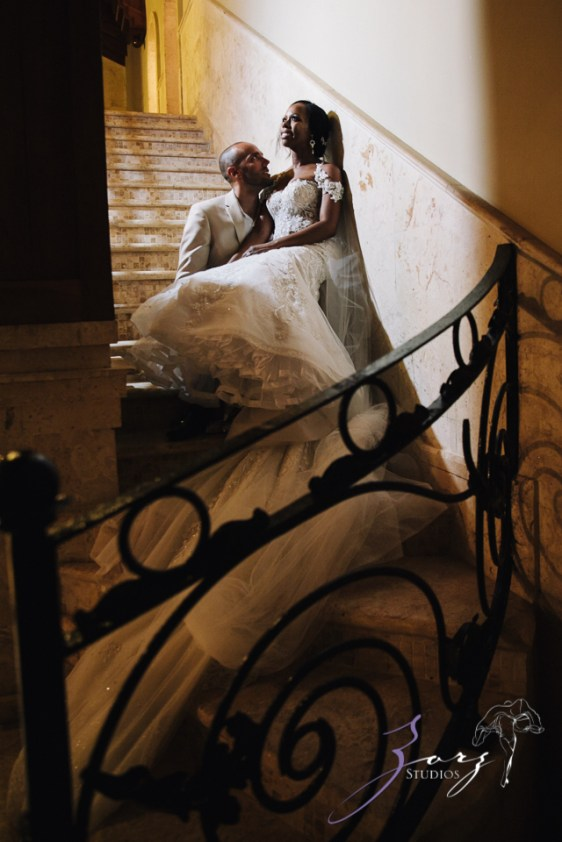 Bell Hunters: Stephanie + Josh = Dominican Republic Wedding by Zorz Studios (30)