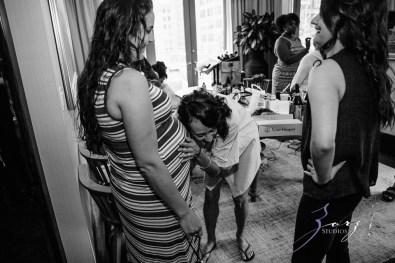 Bandana: Ana + Dana = Freaking Stylish Manhattan Wedding by Zorz Studios (118)