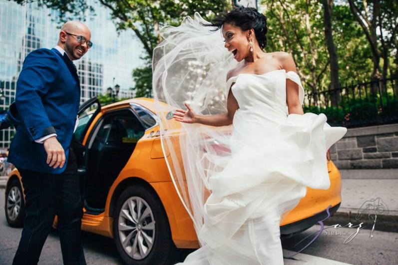 Bandana: Ana + Dana = Freaking Stylish Manhattan Wedding by Zorz Studios (78)