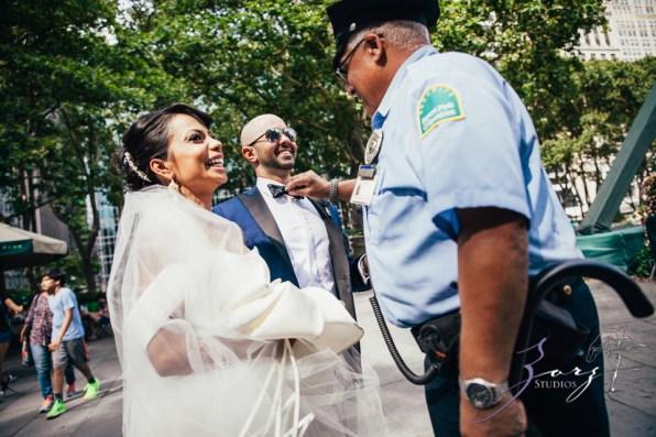 Bandana: Ana + Dana = Freaking Stylish Manhattan Wedding by Zorz Studios (76)