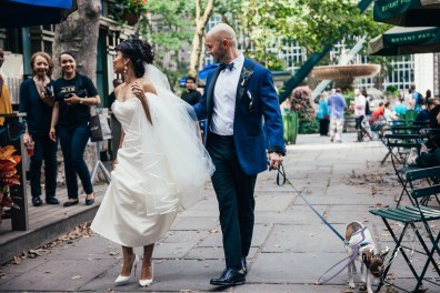 Bandana: Ana + Dana = Freaking Stylish Manhattan Wedding by Zorz Studios (75)